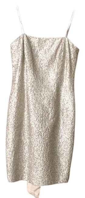 Preload https://img-static.tradesy.com/item/21283884/david-meister-taupe-sequin-mid-length-cocktail-dress-size-2-xs-0-1-650-650.jpg