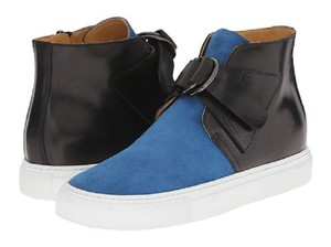 Maison Margiela Black/Blue Athletic