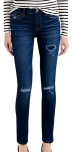 Reid Cone Denim® jean in Macaye wash for Jcrew Straight Leg Jeans-Distressed