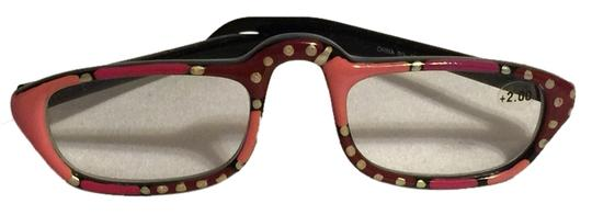 Preload https://item3.tradesy.com/images/eye-art-rhapsody-in-pink-handpainted-20-magnification-reading-glasses-by-eye-art-roxanne-anjou-closet-2128442-0-0.jpg?width=440&height=440