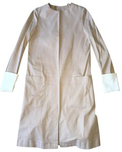 Helmut Lang Cotton Trench Trench Coat