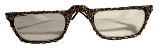 Preload https://item4.tradesy.com/images/carbdnmex-golden-cheetah-handpainted-20-magnification-reading-glasses-roxanne-anjpu-closet-2128468-0-2.jpg?width=440&height=440