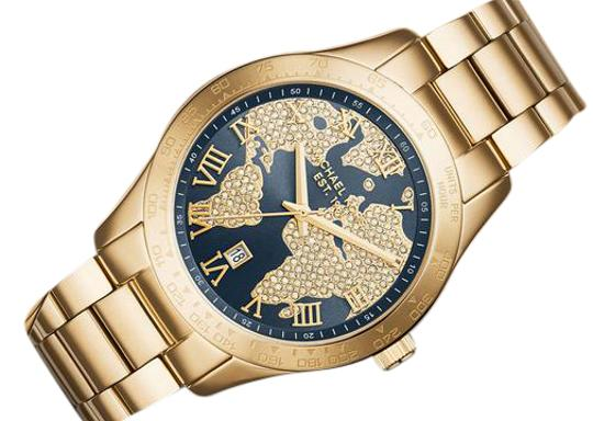 Preload https://img-static.tradesy.com/item/21285253/michael-kors-gold-in-the-box-women-mk6243-watch-0-1-540-540.jpg