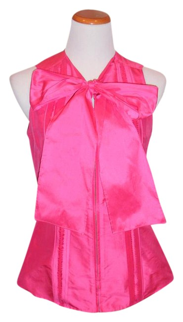 Preload https://img-static.tradesy.com/item/21285441/rachel-roy-pink-fab-bright-zipper-and-scarf-attached-night-out-top-size-6-s-0-1-650-650.jpg