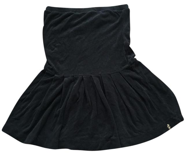 Item - Black Terry Cloth Cover-up/Sarong Size 10 (M)