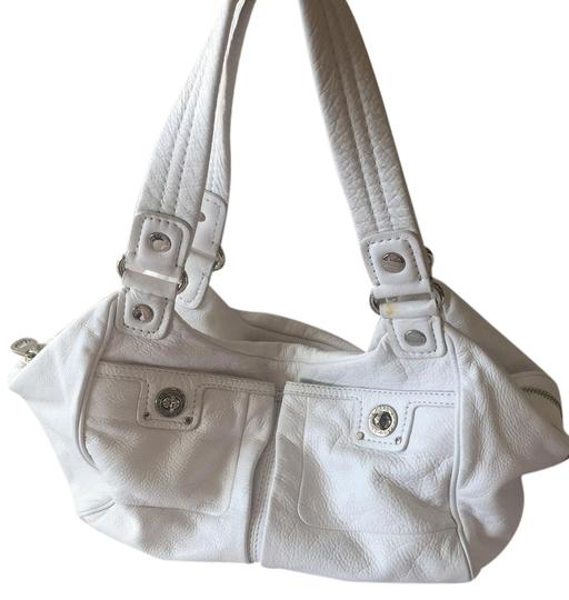 Preload https://img-static.tradesy.com/item/21285801/marc-by-marc-jacobs-satchel-white-leather-shoulder-bag-0-1-540-540.jpg
