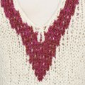 Free People Top Ivory Berry Image 5
