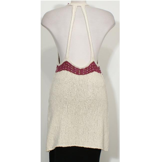Free People Top Ivory Berry Image 2