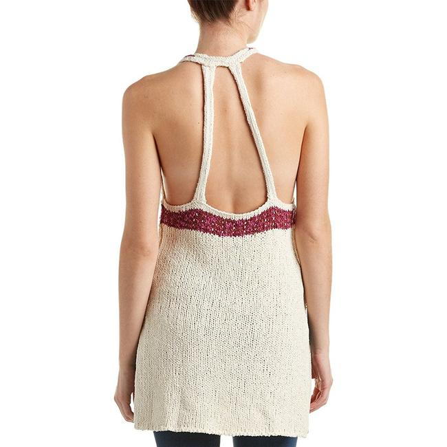 Free People Top Ivory Berry Image 3