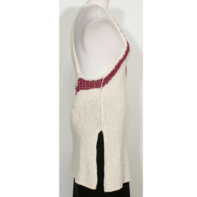 Free People Top Ivory Berry Image 4