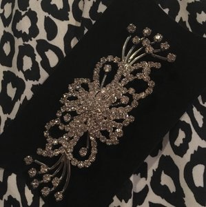 David Tutera Brooch