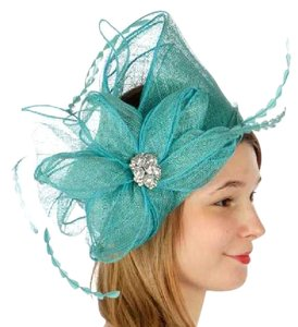 kentucky derby hat New Decorated sinamay fascinator Dress Dressy Hat