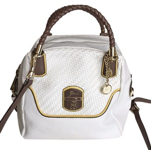 Guess Leather Cross Body Bag