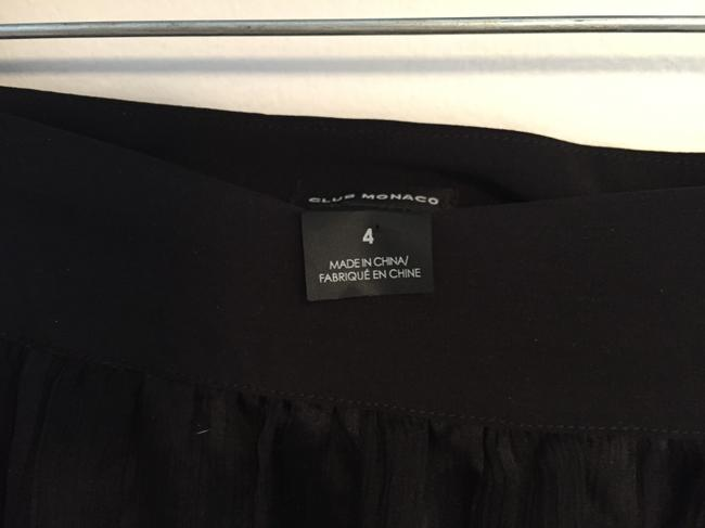 Club Monaco Mini Skirt Black Image 2