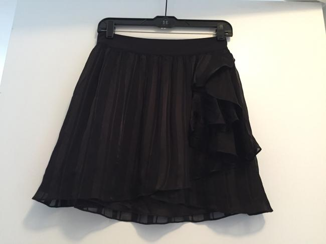 Club Monaco Mini Skirt Black Image 3