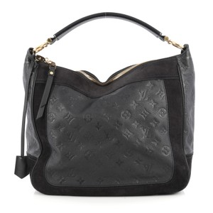 Louis Vuitton Audacleuse Leather Hobo Bag