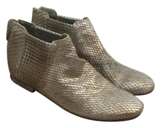 Item - Silver Roby Boots/Booties Size US 7.5 Regular (M, B)