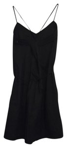 Ecote short dress Black on Tradesy