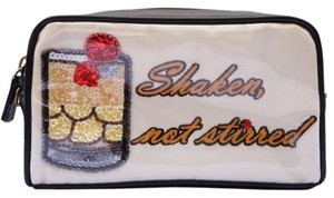 Isabella Fiore Sequin Detachable Strap Clutch