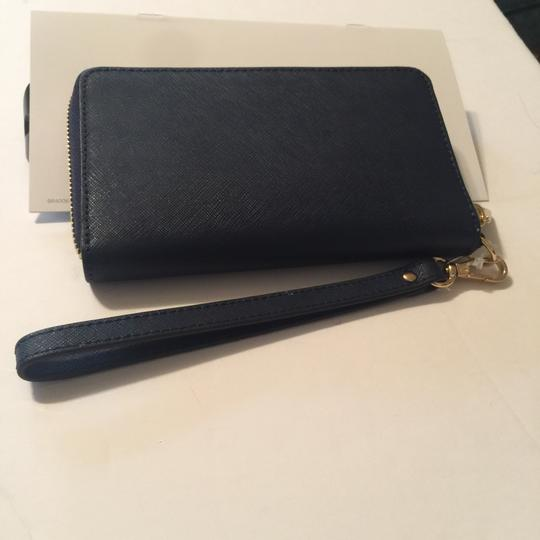 Michael Kors Wristlet in Navy Image 1