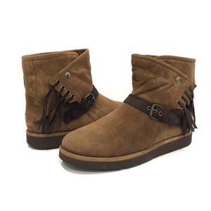 UGG Australia Suede Casual Brown Boots