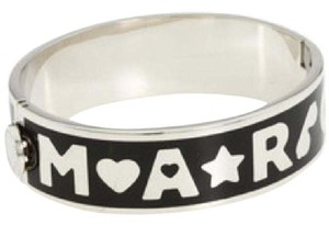 Marc by Marc Jacobs Marc by Marc Jacobs 'Mini Charms' Icon Hinged Bracelet