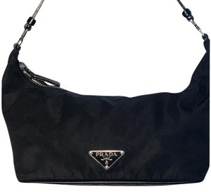 c5d8e848c2 Prada Genuine Evening Lightweight Packable Shoulder Bag
