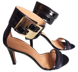 Nine West Heels Heels Strappy Heels Heels Black Sandals
