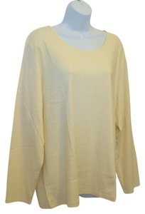 J. Jill Generous Fit Relaxed Fit Scoop Neck Pima Cotton Tunic