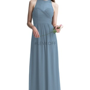 Bill Levkoff Slate Style 7010 Dress