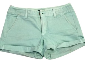 American Eagle Outfitters Mini/Short Shorts Teal