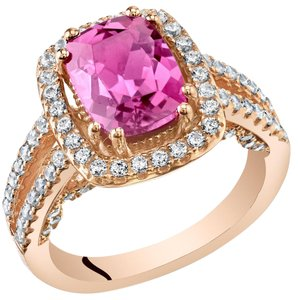 Other Pink Sapphire RIng