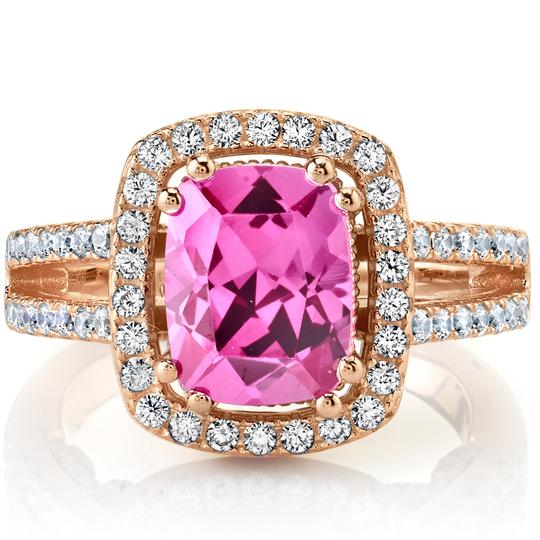 Other Pink Sapphire RIng Image 1