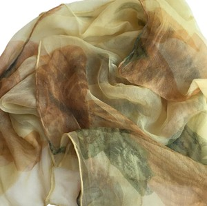 Other Silk chiffon scarf