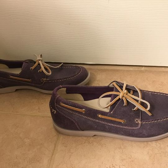 Cole Haan purple Flats Image 2