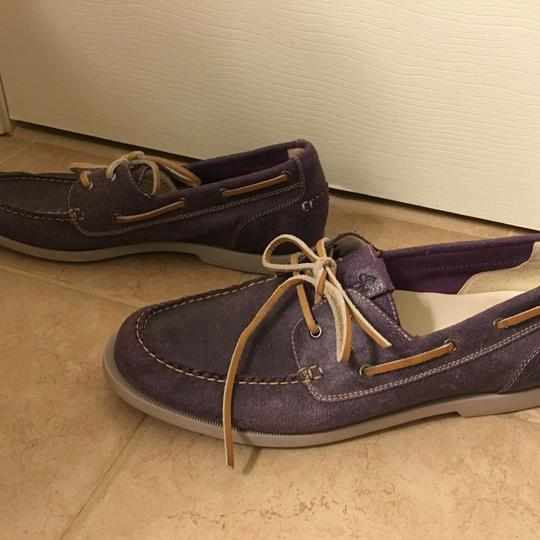 Cole Haan purple Flats Image 3