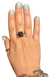 David Yurman Color Cocktail Ring with Onyx & Diamonds