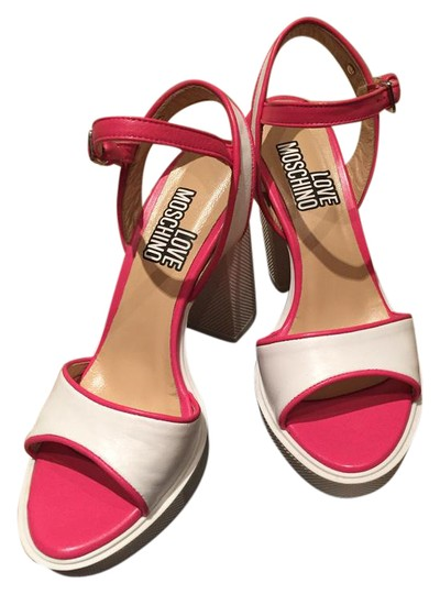 Preload https://img-static.tradesy.com/item/21288523/love-moschino-whitepink-leather-made-in-italy-sandals-size-us-7-regular-m-b-0-1-540-540.jpg