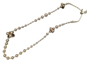 Chanel New NWT Chanel Gorgeous one of a kind Pearl long necklace