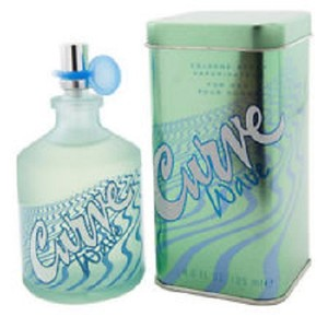 Liz Claiborne CURVE WAVE by Liz Claiborne for Men 4.2 oz/125 ml EDC spray,new