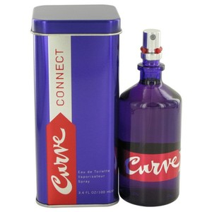 Liz Claiborne CURVE CONECT by Liz Claiborne for Woman 3.4 oz/100ml edt spray,new