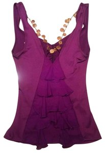 Marciano Guess Rushed Top Purple