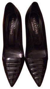 Valentino Patent Leather Black Pumps