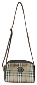 Burberry Vintage Leather Classic Durable Cross Body Bag