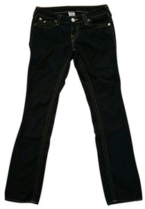 True Religion Billy Pants Rare Relaxed Fit Jeans-Dark Rinse