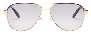 Gucci GUCCI Women's Aviator Sunglasses