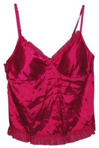 Victoria's Secret Lingerie Satin Top Pink, Fuchsia