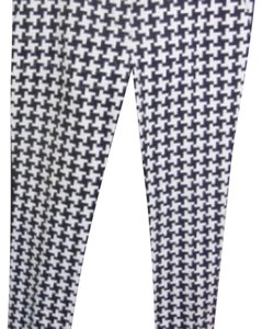 Michael Kors Stretchy Skinny Pants black and white