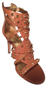 Guess Laceup Lace Sandals