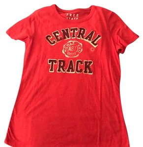 Aropostale T Shirt red